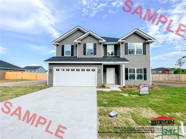 227 Gambrell Road, Hinesville, GA 31313 (MLS #254585) :: Coldwell Banker Access Realty