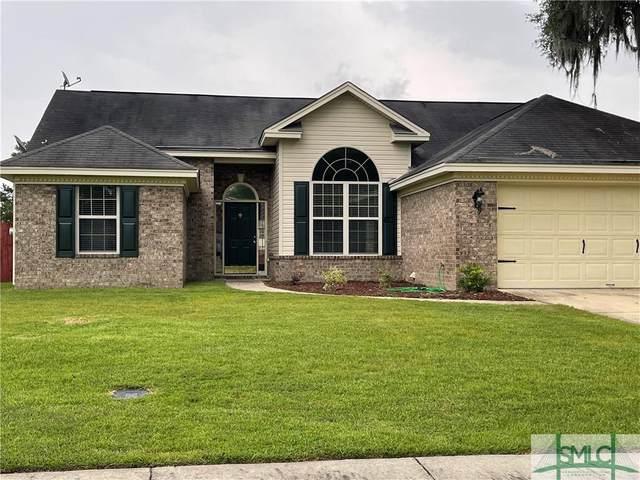 20 Salt Landing Way, Savannah, GA 31405 (MLS #254605) :: Coldwell Banker Access Realty