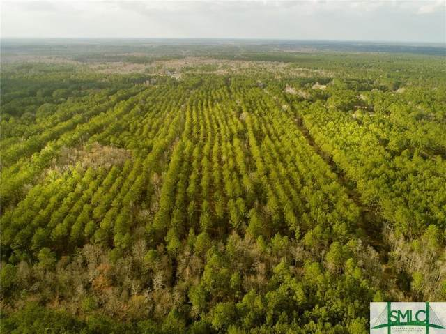 Lot A White Branch Road, Guyton, GA 31312 (MLS #254607) :: Luxe Real Estate Services