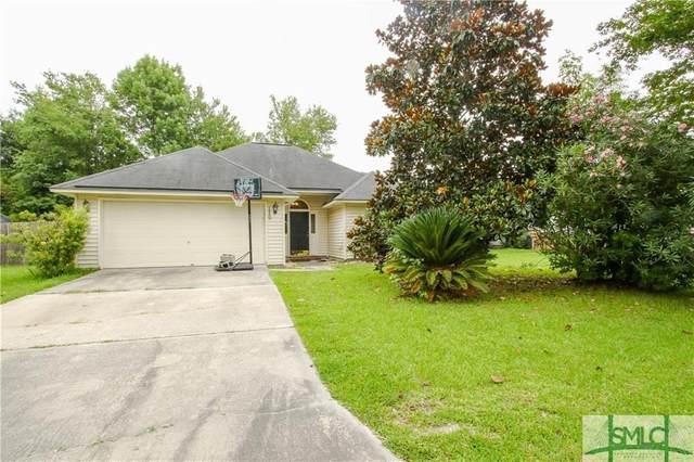 170 Teal Lake Drive, Richmond Hill, GA 31324 (MLS #254608) :: Heather Murphy Real Estate Group