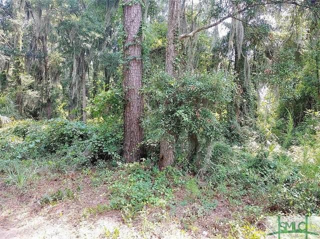 0 E Us Hwy 80 Road, Savannah, GA 31410 (MLS #254627) :: The Allen Real Estate Group