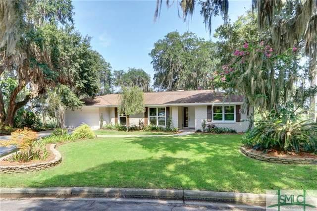114 Marshview Road, Savannah, GA 31410 (MLS #254636) :: Team Kristin Brown | Keller Williams Coastal Area Partners