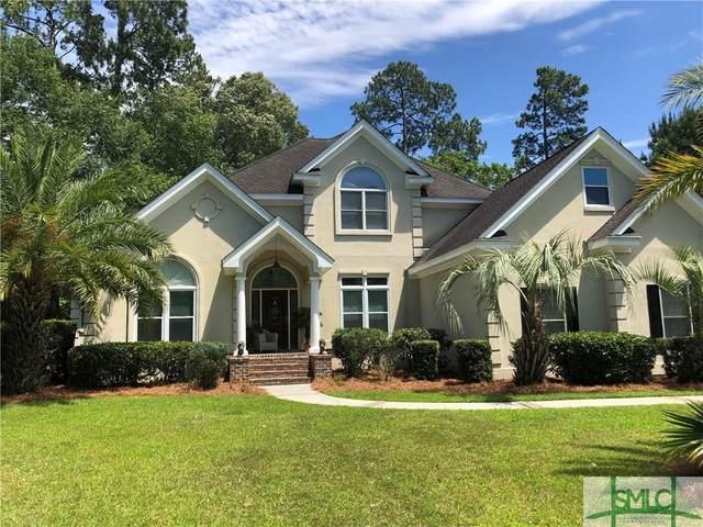 102 Greenview Drive, Savannah, GA 31405 (MLS #254651) :: Keller Williams Coastal Area Partners