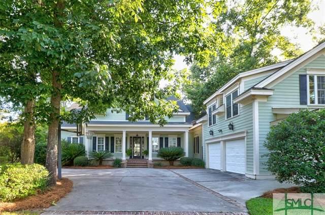 9 Wood Duck Drive, Savannah, GA 31405 (MLS #254653) :: Team Kristin Brown | Keller Williams Coastal Area Partners