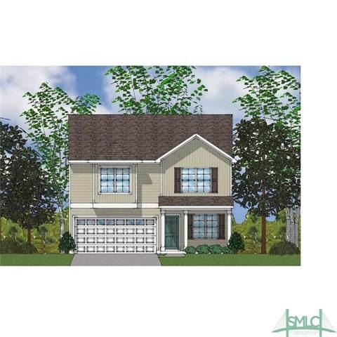 303 Wellstone Way, Richmond Hill, GA 31324 (MLS #254654) :: Liza DiMarco