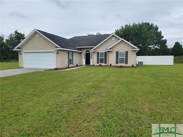 420 Park Place, Ellabell, GA 31308 (MLS #254659) :: Keller Williams Realty Coastal Area Partners