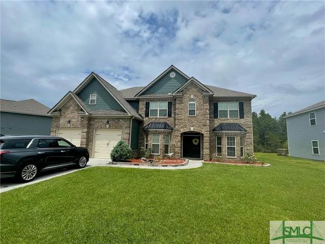 136 Clover Point Circle, Guyton, GA 31312 (MLS #254665) :: Coldwell Banker Access Realty
