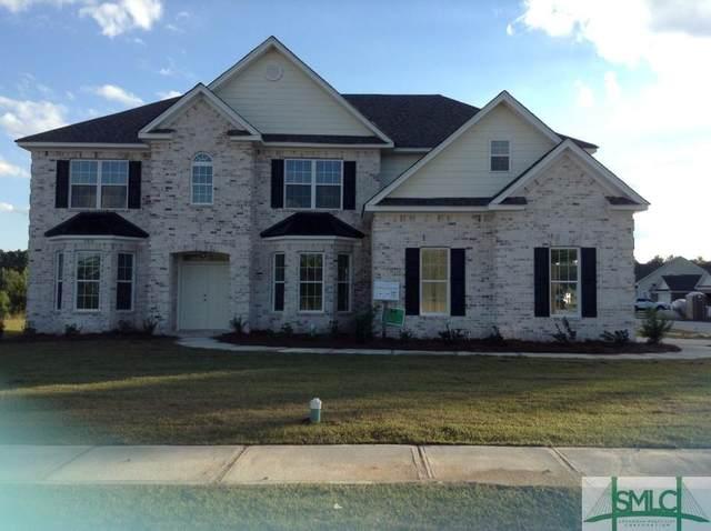 169 Saddleclub Way, Guyton, GA 31312 (MLS #254669) :: Luxe Real Estate Services