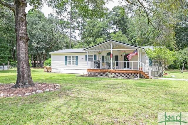 163 Saxon Drive, Guyton, GA 31312 (MLS #254680) :: Luxe Real Estate Services
