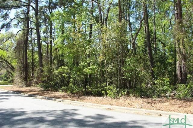 24 Cotton Crossing, Savannah, GA 31411 (MLS #254692) :: The Allen Real Estate Group