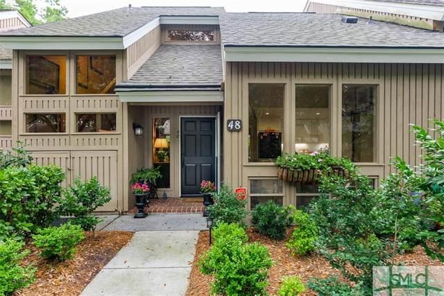 48 Dame Kathryn Drive, Savannah, GA 31411 (MLS #254699) :: Liza DiMarco