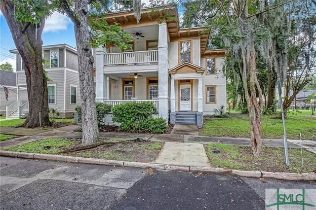 806 E 31st Street, Savannah, GA 31401 (MLS #254706) :: Liza DiMarco