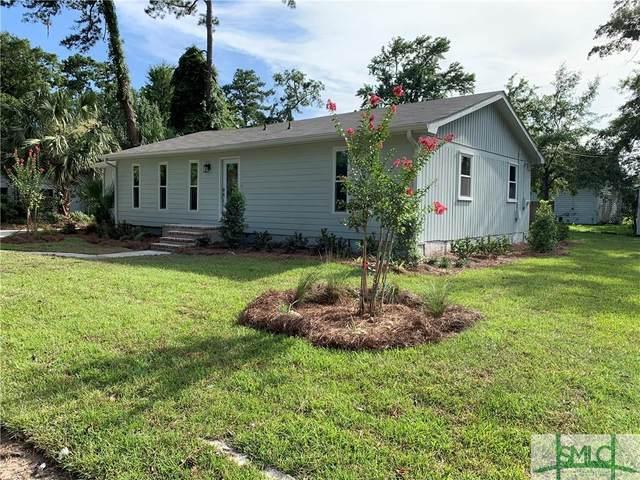 911 Juanita Street, Savannah, GA 31410 (MLS #254708) :: Liza DiMarco