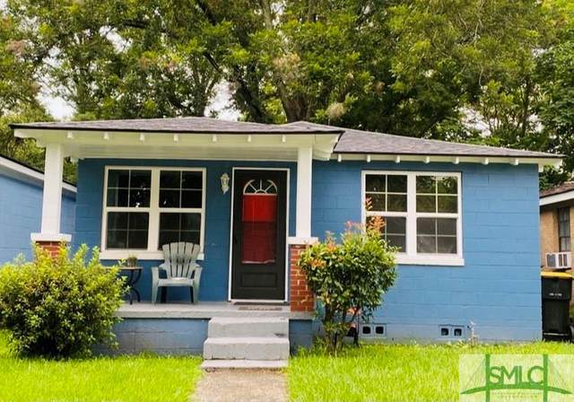 2101 Patch Street, Savannah, GA 31415 (MLS #254709) :: Liza DiMarco