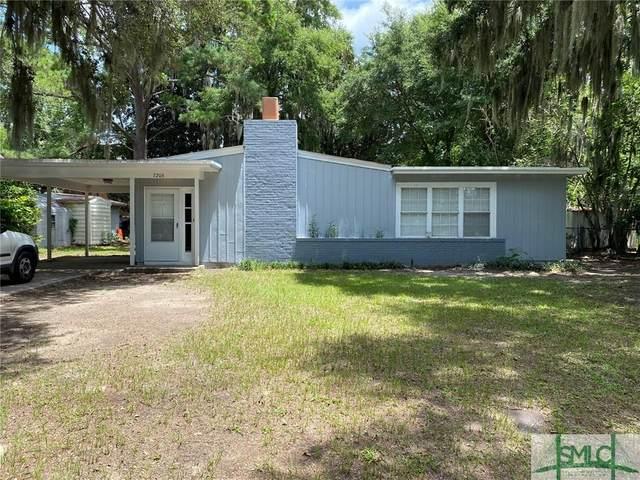 7206 Van Buren Avenue, Savannah, GA 31406 (MLS #254714) :: Liza DiMarco