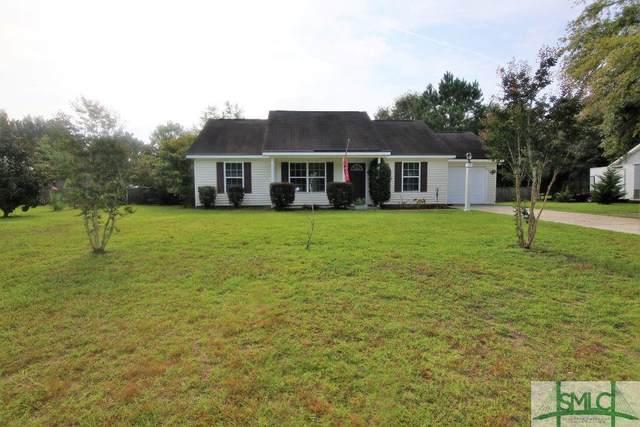 111 Dailey Drive, Guyton, GA 31312 (MLS #254740) :: Heather Murphy Real Estate Group