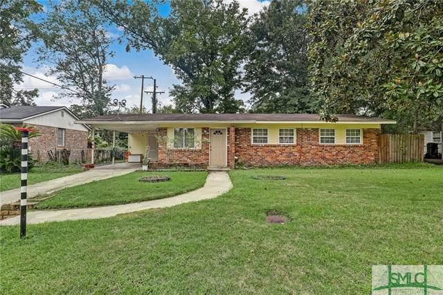103 Wilshire Blvd Boulevard, Savannah, GA 31419 (MLS #254748) :: Heather Murphy Real Estate Group