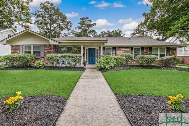 615 E 55Th Street, Savannah, GA 31405 (MLS #254750) :: Teresa Cowart Team