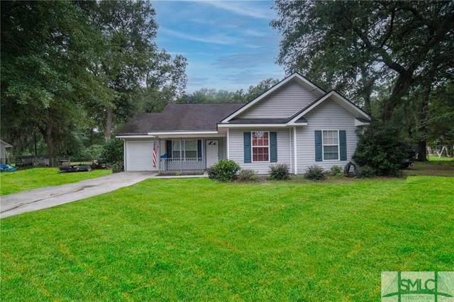 449 Archer Road, Guyton, GA 31312 (MLS #254766) :: The Allen Real Estate Group