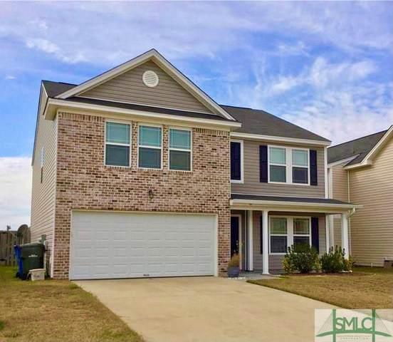 60 Noble Jones Court, Port Wentworth, GA 31407 (MLS #254780) :: Heather Murphy Real Estate Group