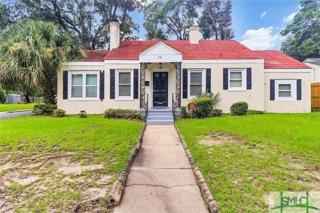 531 Durant Avenue, Savannah, GA 31404 (MLS #254791) :: Heather Murphy Real Estate Group