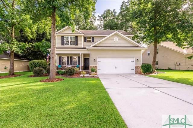 204 Sawgrass Drive, Savannah, GA 31405 (MLS #254794) :: Heather Murphy Real Estate Group