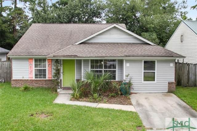 406 Mapmaker Lane, Savannah, GA 31410 (MLS #254807) :: The Arlow Real Estate Group