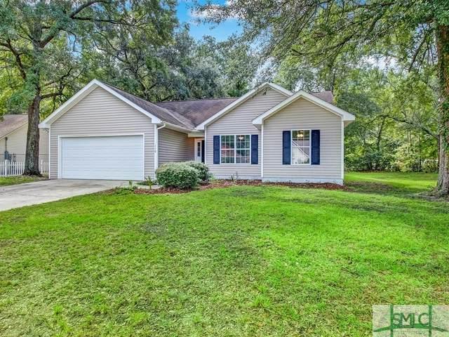 110 Willowdell Court, Rincon, GA 31326 (MLS #254810) :: Heather Murphy Real Estate Group