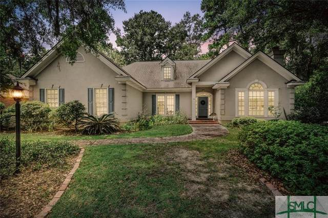 9 Myrtlewood Drive, Savannah, GA 31405 (MLS #254815) :: Keller Williams Coastal Area Partners