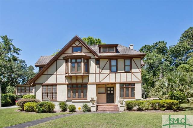 1720 E Henry Street, Savannah, GA 31404 (MLS #254817) :: The Allen Real Estate Group