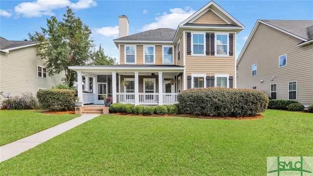 275 James Dunham Parkway, Richmond Hill, GA 31324 (MLS #254836) :: Coastal Savannah Homes