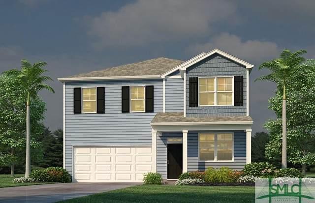 343 Brennan Drive, Richmond Hill, GA 31324 (MLS #254854) :: Heather Murphy Real Estate Group