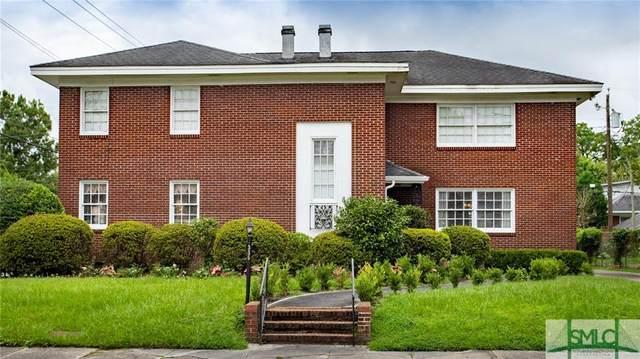 335 E 50th Street, Savannah, GA 31405 (MLS #254880) :: Keller Williams Coastal Area Partners