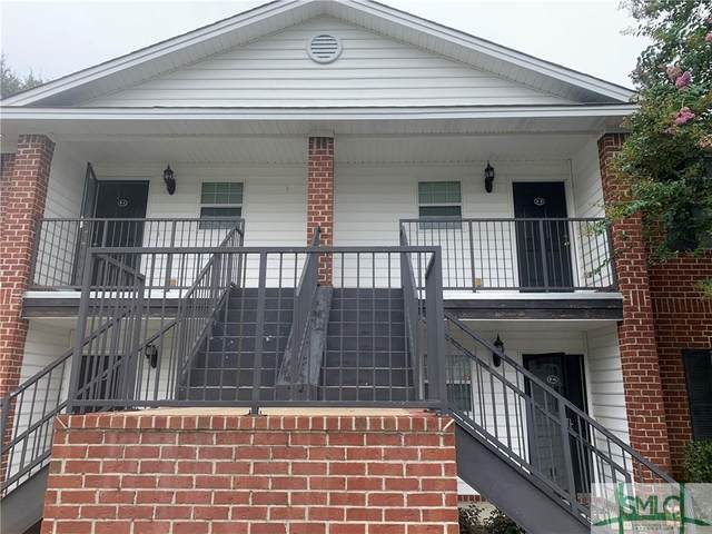 76 Al Henderson Boulevard F-2, Savannah, GA 31419 (MLS #254882) :: Cindy's Realty Group
