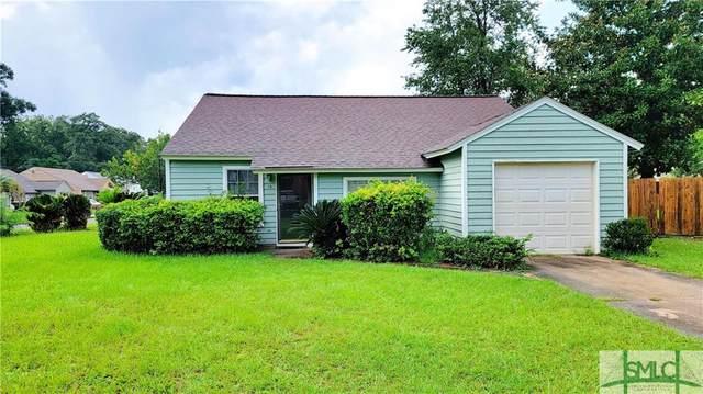 14 Quail Forest Drive, Savannah, GA 31419 (MLS #254888) :: Heather Murphy Real Estate Group