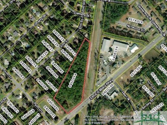 719 Elma G Miles Parkway, Hinesville, GA 31313 (MLS #254894) :: McIntosh Realty Team