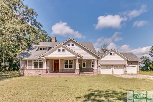 1445 Eagle Neck Drive NE, Townsend, GA 31331 (MLS #254895) :: Keller Williams Coastal Area Partners