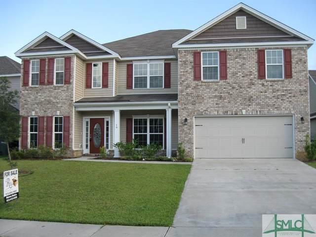 19 Bridlington Way, Savannah, GA 31407 (MLS #254900) :: Heather Murphy Real Estate Group