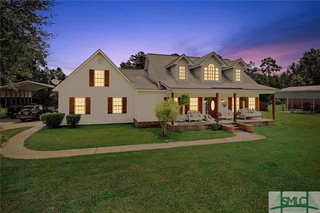 131 Sunshine Lake Road, Midway, GA 31320 (MLS #254904) :: The Arlow Real Estate Group