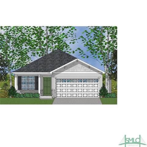 216 Caroline Way, Guyton, GA 31312 (MLS #254919) :: Heather Murphy Real Estate Group