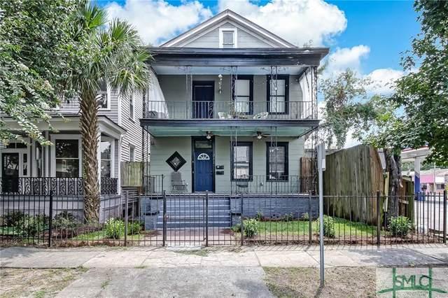311 W 34th Street, Savannah, GA 31401 (MLS #254931) :: McIntosh Realty Team
