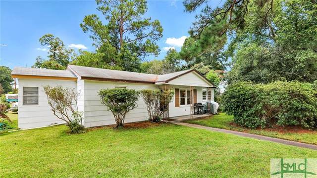 11 Turnberry Street, Port Wentworth, GA 31407 (MLS #254942) :: Heather Murphy Real Estate Group