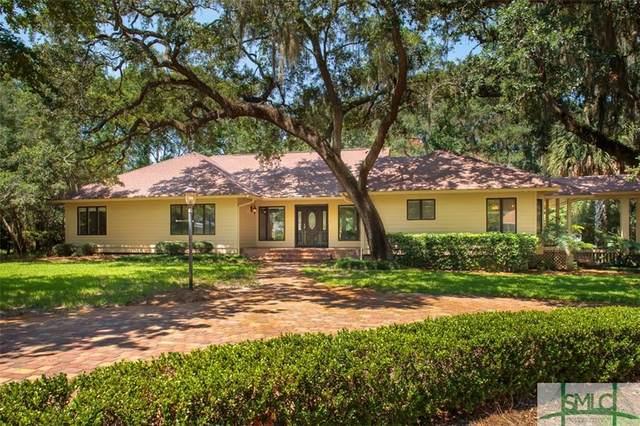 1 Raintree Lane, Savannah, GA 31411 (MLS #254946) :: Heather Murphy Real Estate Group