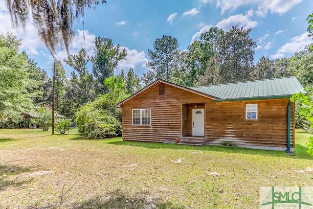 894 Little Mccall Road, Guyton, GA 31312 (MLS #254950) :: Bocook Realty