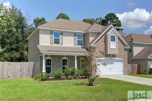 110 Oaktrace Place, Savannah, GA 31419 (MLS #254978) :: Coastal Savannah Homes