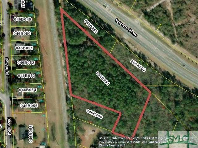 3.47 AC Cherrie Murrell Street, Hinesville, GA 31313 (MLS #254981) :: Bocook Realty