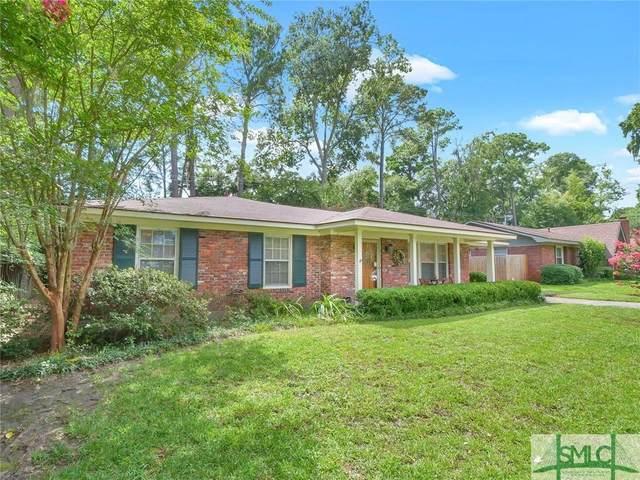 1609 Kings Way, Savannah, GA 31406 (MLS #255008) :: Heather Murphy Real Estate Group