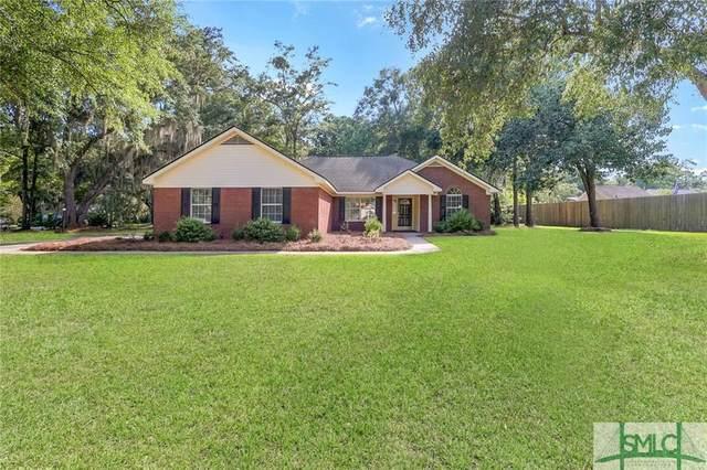 112 Golden Oak Drive, Guyton, GA 31312 (MLS #255019) :: Teresa Cowart Team