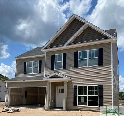 315 Crosswinds Drive, Rincon, GA 31326 (MLS #255029) :: Heather Murphy Real Estate Group