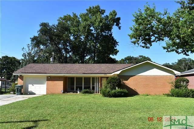130 Ventura Boulevard, Savannah, GA 31419 (MLS #255031) :: Heather Murphy Real Estate Group